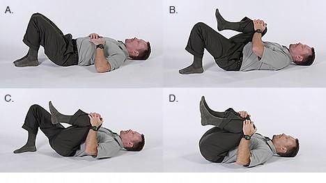 bài tập giảm đau lưng cho người bị thoát vị đĩa đệm