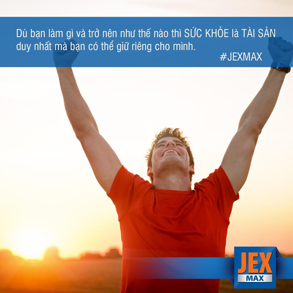 sử dụng jexmax