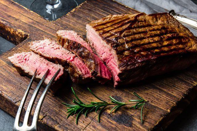 thịt đỏ chế biến