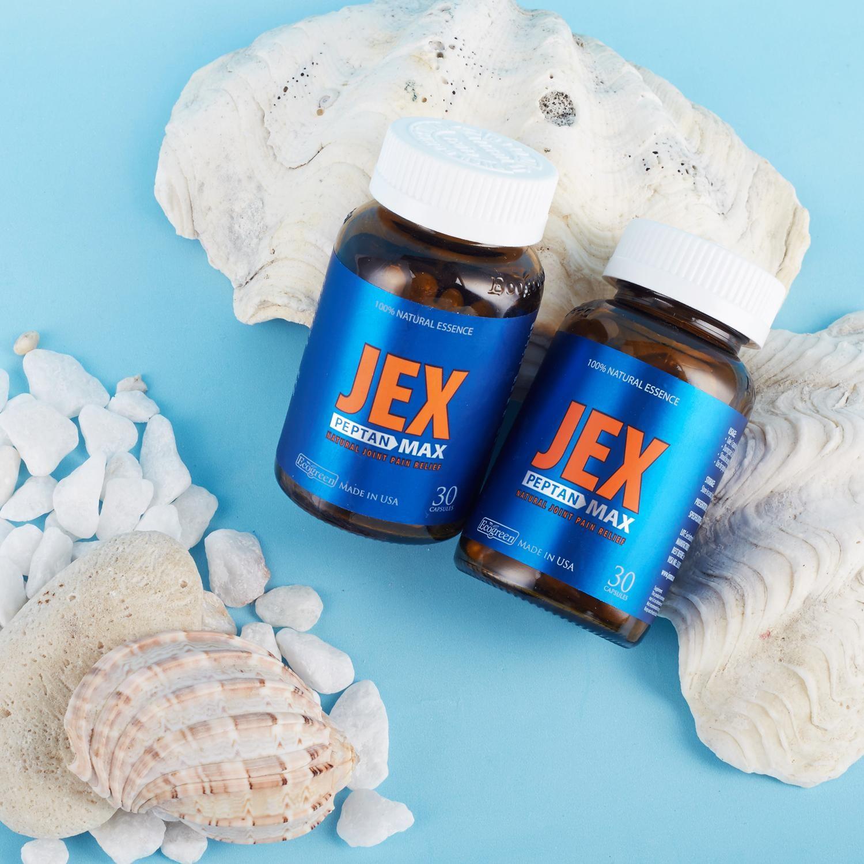 jexmax hỗ trợ xương khớp
