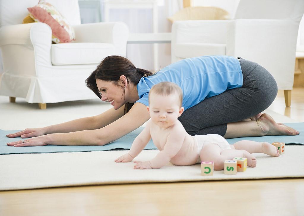 chữa giải quyết đau lưng sau sinh