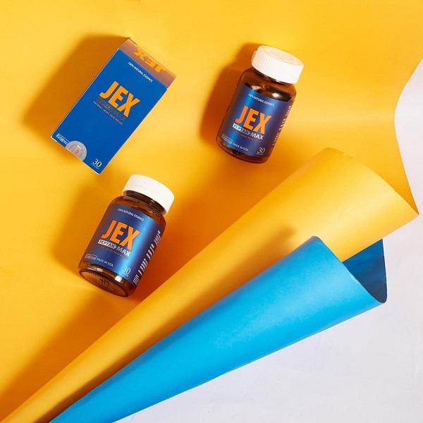 Jex Max giúp giảm đau xương khớp, phục hồi sụn và xương dưới sụn