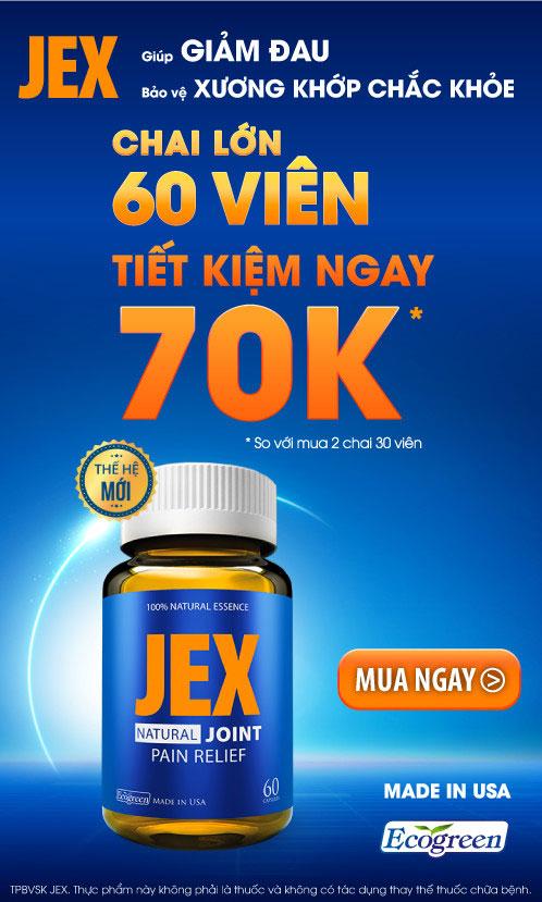 JEX 60 viên